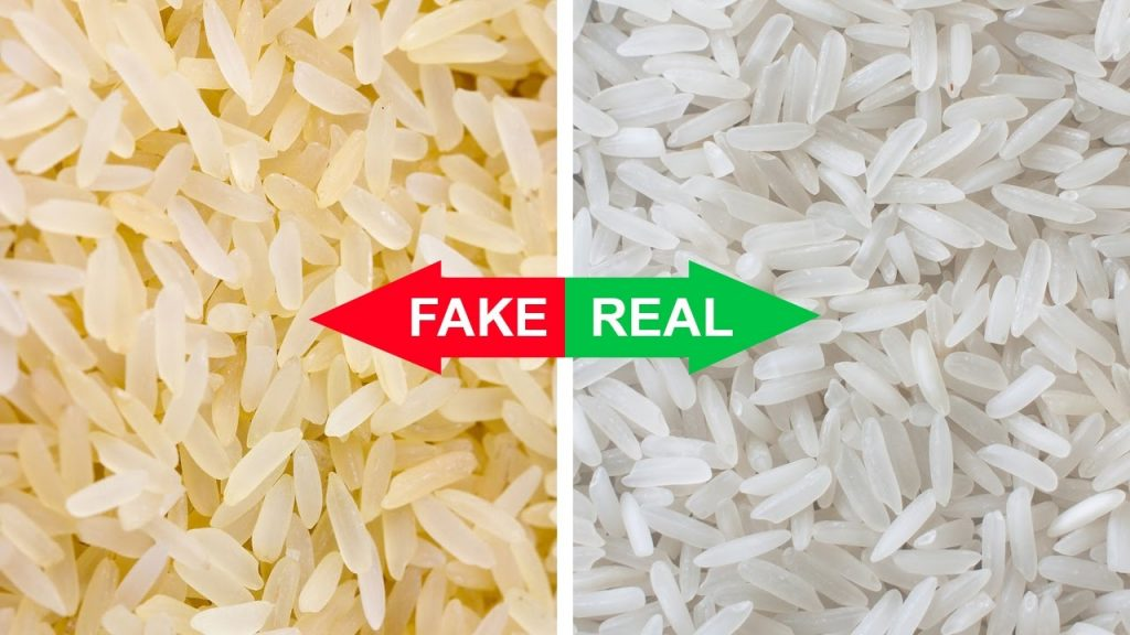 After Fake Rice Made With Plastic Comes New Discovery of Fake Rice Made With Paper