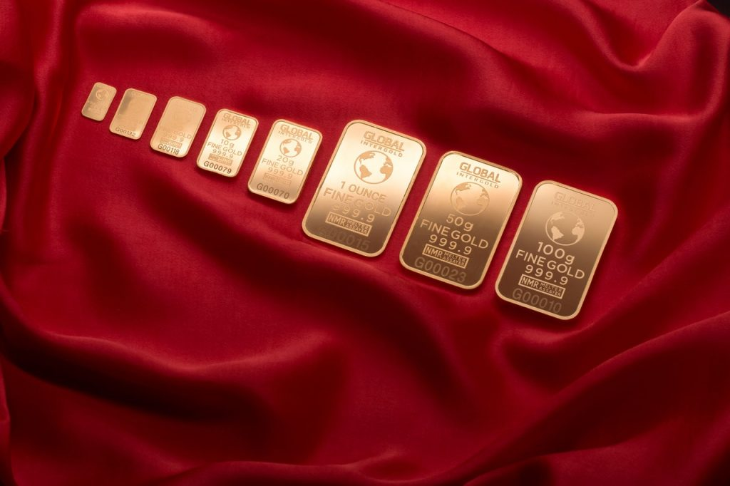 Common Types of Gold Products You Can Purchase